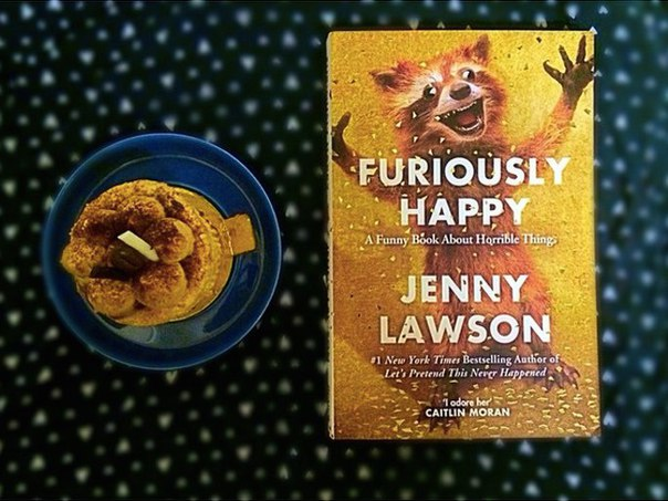 Jenny Lawson - Furiously Happy