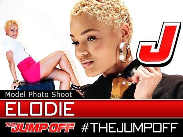 MODEL Elodie Dat Tag Clothing Live Model Photoshoot @ TheJumpOff 2012 WK04