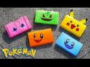 DIY EASY Pokemon Pencil Box Back to School Tutorial NerdECrafter DIY School Supplies
