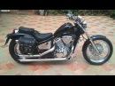 Замена антифриза на мотоцикле Honda Steed 400 vlx