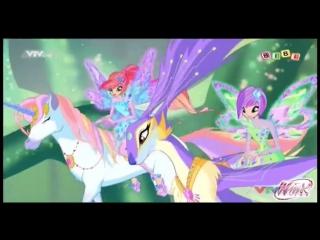 [bibi] winx công chúa phép thuật phần 7, tập 16 trở về vịnh thiên đường