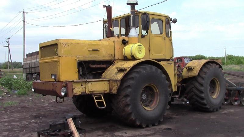 Обзор трактора К 701 Кировец » FreeWka - Смотреть онлайн в хорошем качестве
