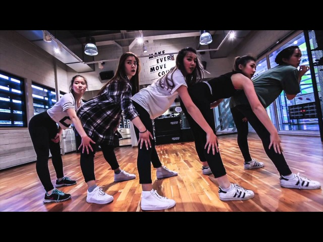 DeeWunn ft. Marcy Chin - Mek It Bunx Up | OVD Choreography
