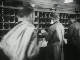 Ночная почта / Night Mail (Гарри Уотт, Бэзил Райт, 1936, документальный)
