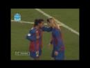 Барселона 2 1 Челси 1 8 финала ЛЧ 2004 05 Обзор матча