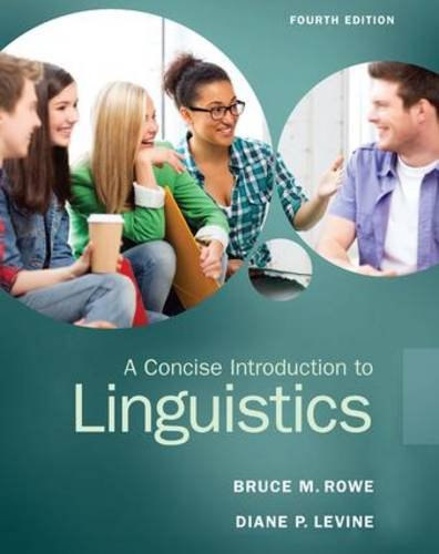 A Concise Introduction to Linguistics- 4 edition