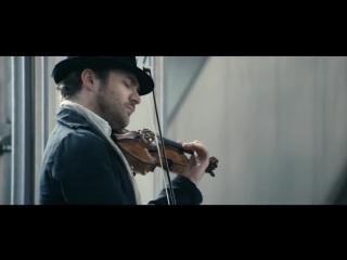 Джошуа Белл - один из лучших музыкантов планеты играет на скрипке, реакция людей...