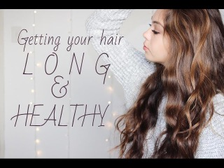 How To: Grow your Hair Long & Strong