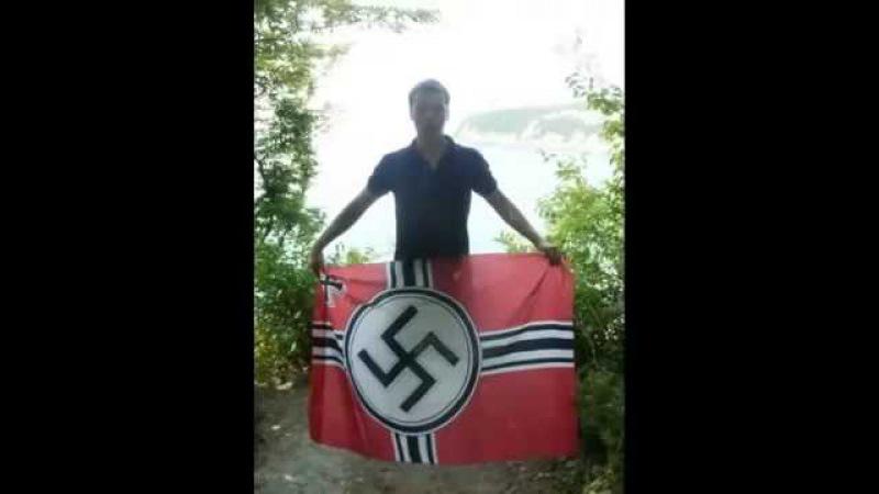 Российский фашист из Питера Алексей Мильчаков воюет за ЛуганДонию