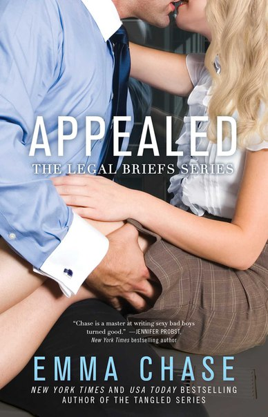 Appealed (The Legal Briefs #3)