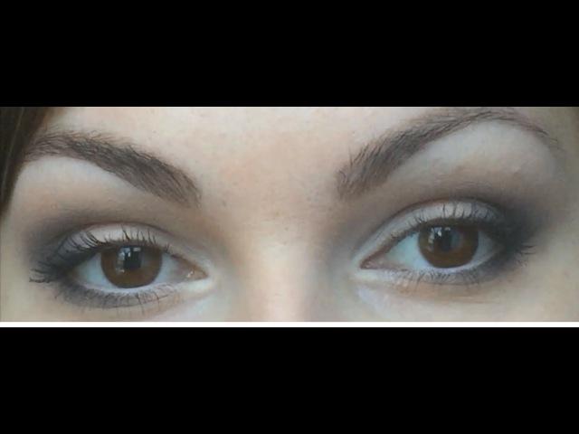 Нежный макияж в серых тонах/Delicate makeup in gray shades