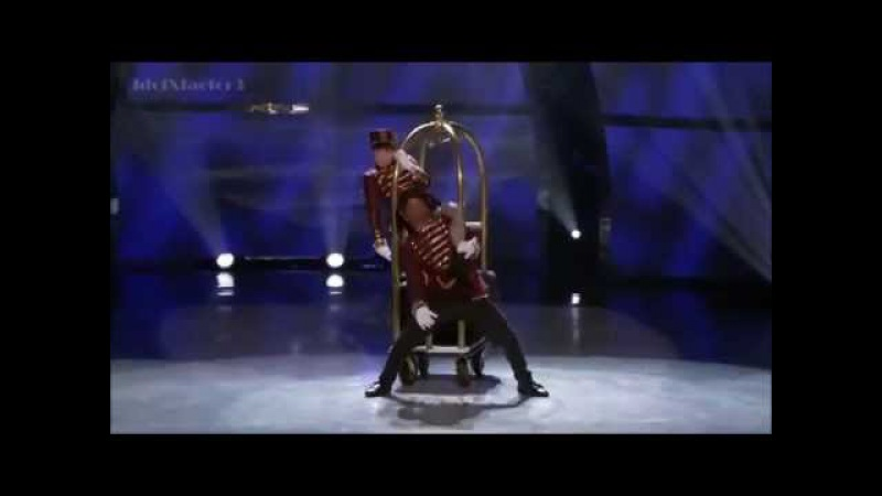 Nappytabs HipHop Routine Performed by Fik Shun Amy (SYTYCD Top 20)