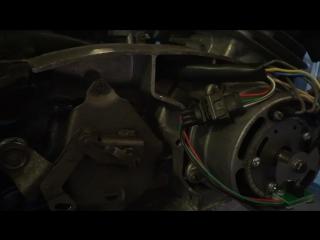 Реставрация мотоцикла CZ 350