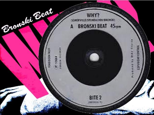 Bronski Beat Why 12 Remix EqHQ