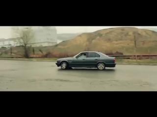 Дрифт 2015 на БМВ Е34 BMW E34 DRIFT 2015 (1)