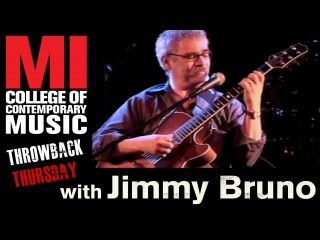 Jimmy Bruno Throwback Thursday From the MI Vault 7/21/05