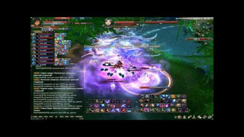 [МБГ]RedblooD(Кассиопея) vs Terras(Лиридан) 04.06.2016