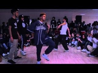 Battle RBH IV huitième // Zyko(sarcellites) & Shaun VS Nesty (TheShield) & Walkman (RR)