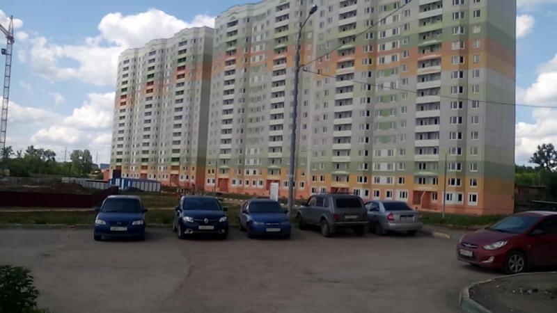 Строящийся 4 й Северо Восточный микрорайон ЖК Парус по ул Хворостухина г Тула