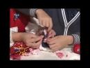 Традиционная народная кукла Неразлучники, передача Мамина школа,agrilion/natalina-shkola/folder/