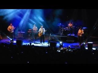Сплин Среди зимы любительская съёмка на концерте группы в Челябинске 16 11 2014 г