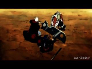 Naruto AMV Sasuke vs Killer Bee Наруто клип Саске против Киллера Би