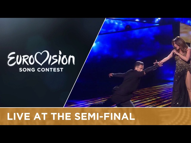 Ira Losco Walk On Water Malta Live at Semi Final 1 of the 2016 Eurovision Song Contest