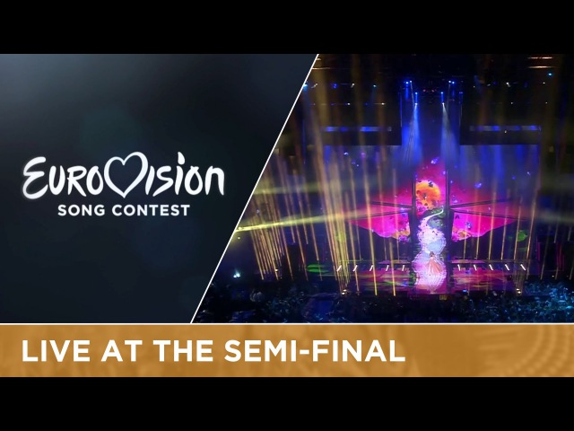 ZOË - Loin Dici (Austria) Live at Semi - Final 1 of the 2016 Eurovision Song Contest