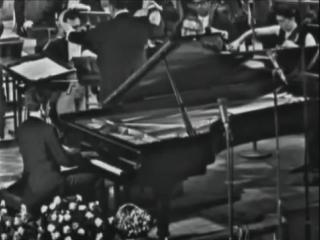 Сергей Рахманинов. Концерт № 2 для фортепиано с оркестром - Ван Клиберн