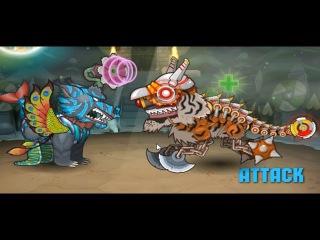 Mutant Fighting Cup 2 (Asia Cup 9) Adamantium Werewolf VS Cyber Mutant (Dog Part 49)