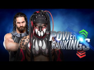 #My1 The Demon King reigns over Rollins on WWE Power Rankings: Aug. 20, 2016