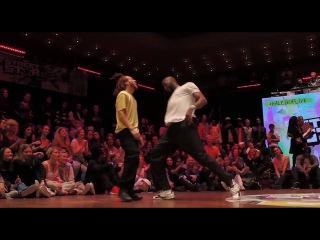 STREETSTAR 2016  - House Final - Daneshiro (Fra) vs Frankey (UK)