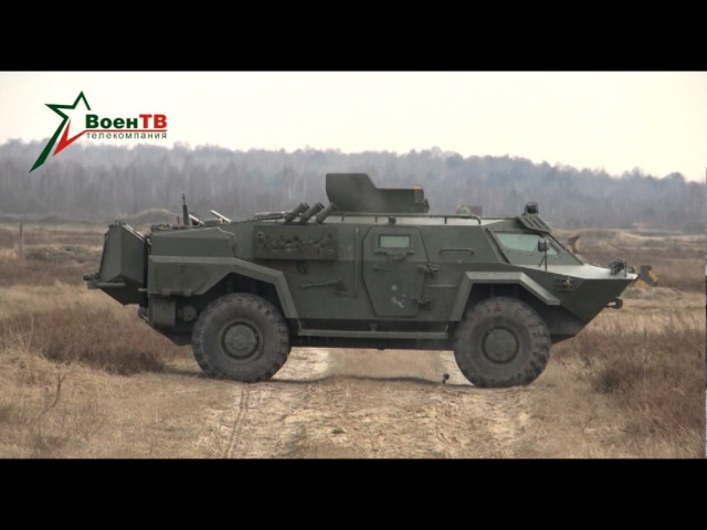 Военное обозрение (04.05.2017) МБТС Кайман.
