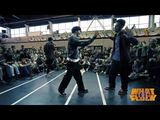What The Flock vol 3 Popping 1x1 1 8 Murra vs Sega GFF