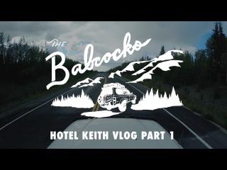 Hotel Keith Vlog Part 1 Caleb and Ariana Babcock