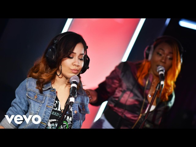 Naughty Boy Shape Of You Ed Sheeran cover in the Live Lounge