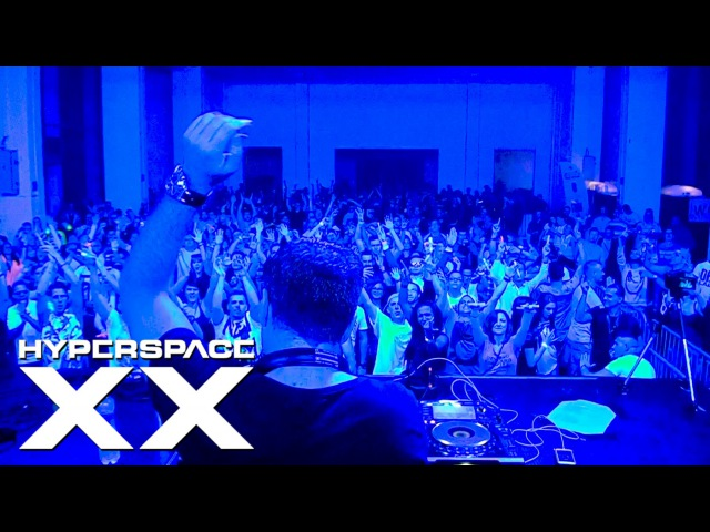 Jay Lumen live at Hyperspace XX 20th Anniversary Ceremony Hungexpo Budapest