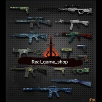 Real game shop