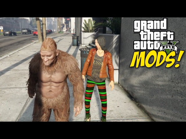SASQUASH SPITTIN' THAT GAME GTA 5 MODS NON AGE RESTRICTED LOL