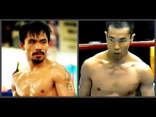 Мировой бокс. Мэнни Пакьяо - Шин Терао.