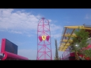 Red Force Ferrari Land Испания 2017