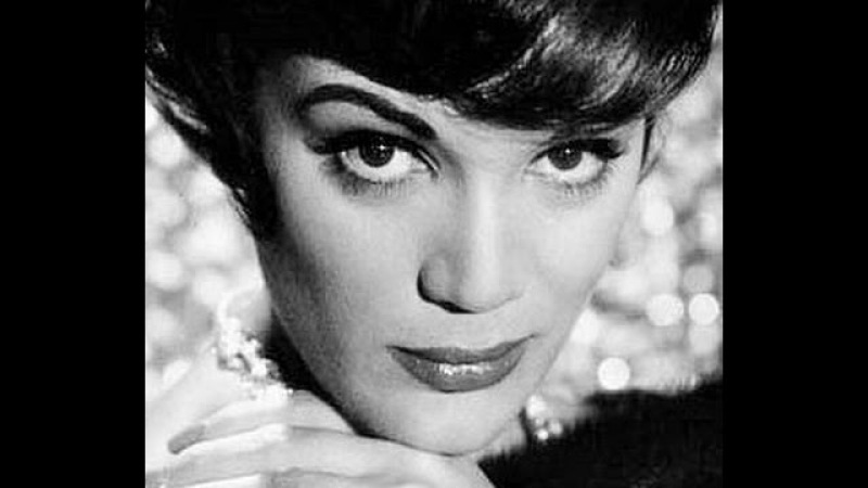Connie Francis Beso de Fuego Kiss of Fire Spanish version 5