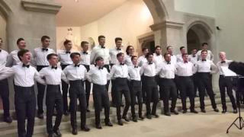 Corala Mitropolit Dosoftei Sarba n caruta European Choir Games 2015