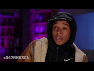 Rejjie Snow - Pressures From Social Media, Dropping Out Of School & Film Passion (247HH Exclusive)