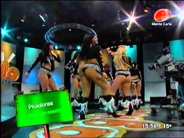 Pkadoras - Bombón asesino - AGITANDO UNA MAS 18/06/2011