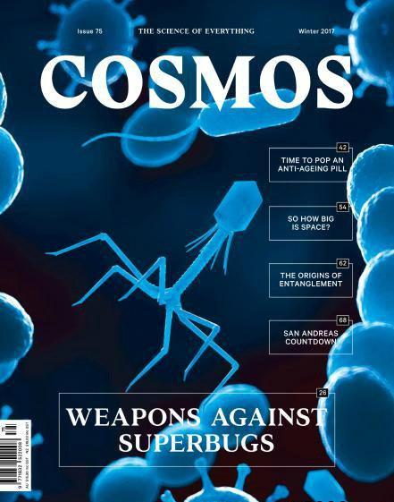 Cosmos Magazine Winter 2017
