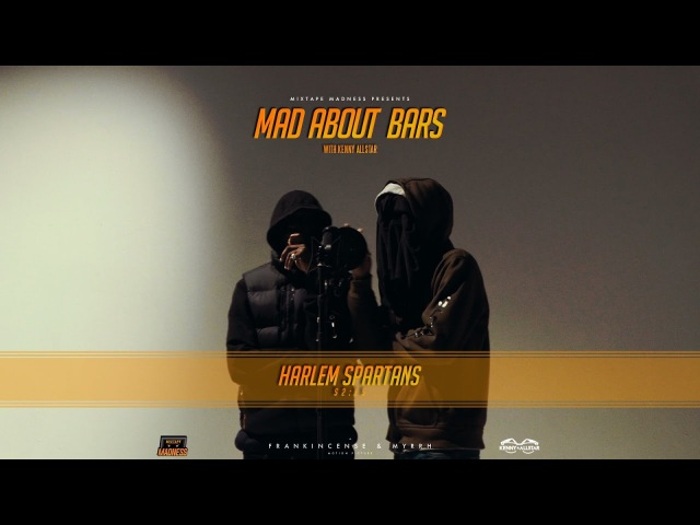 Bis X MizOrMac (Harlem Spartans) - Mad About Bars w/ Kenny [S2.E5] | @MixtapeMadness (4K)
