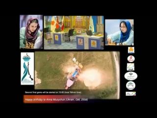 Campeonato Mundial Feminino de Xadrez 2017 Parte 2 Final  (1)
