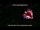 Невероятные приключения ДжоДжо опенинг 2 русские субтитры / Jojo s Bizarre Adventure 2 opening rus sub