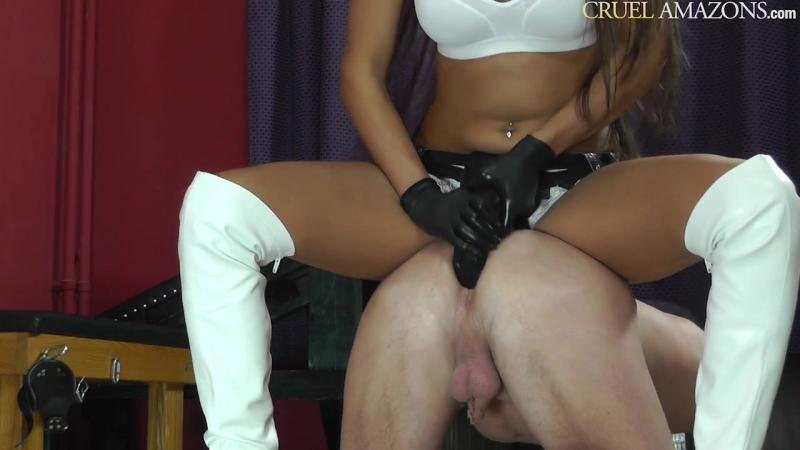 Mistress Amanda Anus Torture